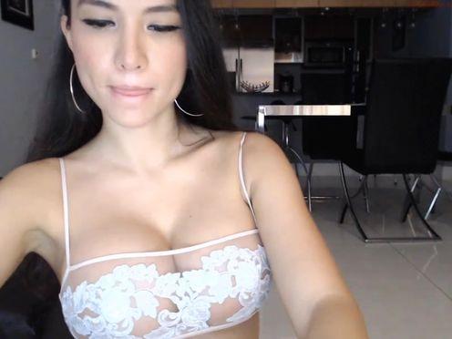adorablejessy  Rubs Pussycat to Orgasm