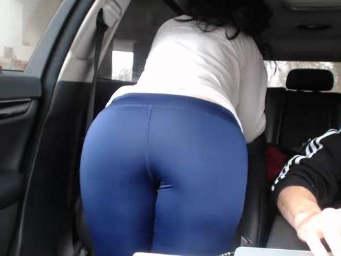 camsex333 Delicious slut seduces with elastic ass