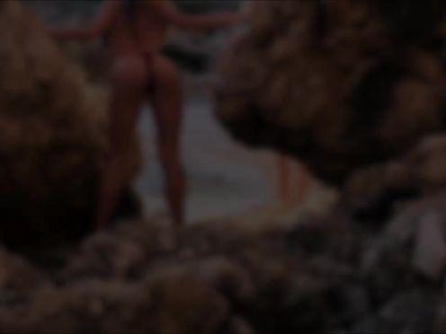 Leolulu sweet babe took off her panties