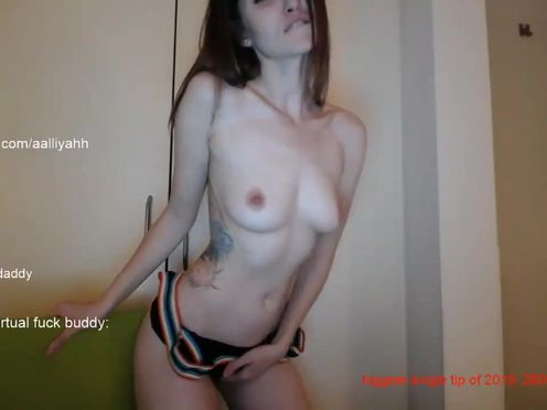 aalliyahh cheeky busty bitch