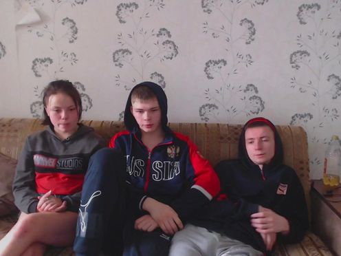 funny_guys_forever Role-playing games of a Russian couple