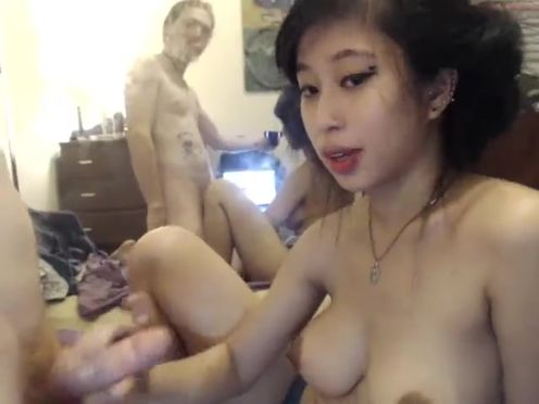 free_the_freak  masturbating her appetizing pussy